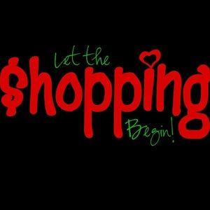 SHOP TILL YA DROP